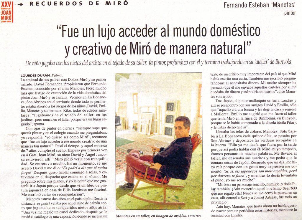 diario_de_mallorca_recuerdos_de_miro_2008